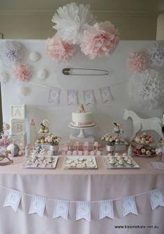 Los baby shower son una fiesta que prepararan las mamás, o las amigas y familiares de ésta, para dar la bienvenida al pequeño que está en camino...