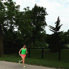 Long run today first day of humidity great test of fitness  and mental game. #running #runlikeagirl #instadaily #paleo #instafit #fitness #asics #fitnessaddict #fitnessfreak #fitnessjourney #10ktraining #healthychoices #healthy #healthyliving #healthiswealth #eatclean #jerf #kyhorsepark by polorunner