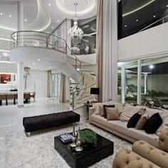 Casa Limeira: Salas de estar modernas por Arquiteto Aquiles Nícolas Kílaris