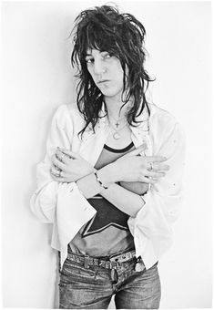 Patti Smith & Robert Mapplethorpe Pictures from Just Kids | Netfloor USA