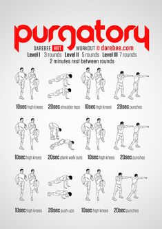 Purgatory Workout