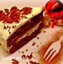 Red Velvet Cake with Beetroots