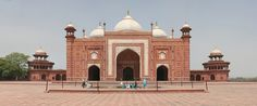 Taj Mahal Mosque, Agra