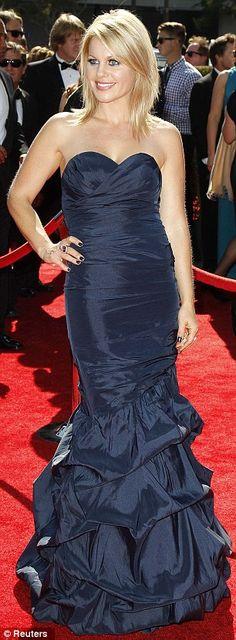 Candice Cameron Bure at the 2012 Creative Arts Emmy Awards
