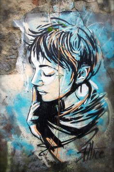 Alice Pasquini for Crimes of Minds (3)… | Flickr - Photo Sharing!