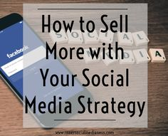 How to Sell More with Your Social Media Strategy - read on to learn one of the…