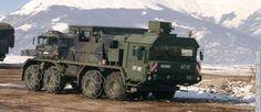 """Faun SLT 50   SLT 50-3 """"Elefant"""" mit MSA und Gleitschutzketten"""