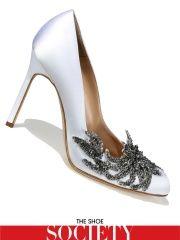 manolo blahnik heaven    [One Fine Day: The Vogue.com 2012 Wedding Guide]