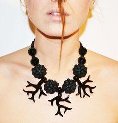 3 black corals