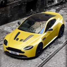 The new 2015 V12 Vantage S will be Aston Martin's fastest ever