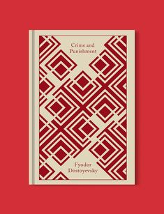 Crime and Punishment (Penguin Clothbound Classics) Penguin Clothbound Classics, Penguin Classics, Best Book Covers, Cool Books, Reading Challenge, Penguin Books, Classic Books, Book Design, Penguins