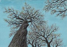 SeniorTip Watercolor Landscape, Plants, Rocks, Plant, Stone, Batu, Stones, Planets