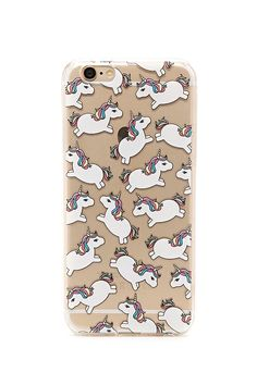 Unicorn Print Case for iPhone 6 #f21home