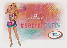 The Beauty News: Essence Secret Party Summer 2015 Collection