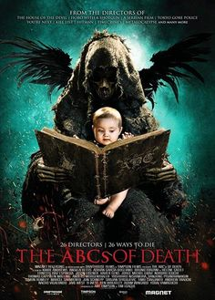 Released movie: The ABCs of Death