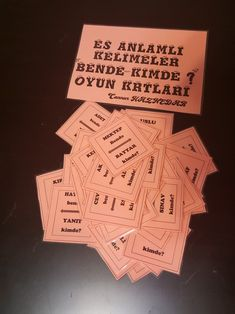 Turkish Lessons, Special Education, Classroom, Science, Honey, Class Room