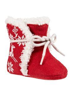 #Zapatillas especiales para #Navidad ¡Perfectas para tener los #pies #abrigaditos en la noche más mágica del año!