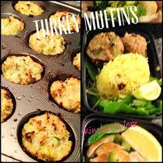 Moist Turkey Meatballs