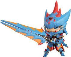 "Good Smile Company Nendoroid Monster Hunter Tri G Male Swordsman ""Lagia X Edition"" (Japan Import) Good Smile http://www.amazon.com/dp/B008O1YJ40/ref=cm_sw_r_pi_dp_CN4avb0P1G8NK"