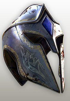 fantasy knight helmet - Google Search