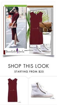 """""""BeautifulHalo"""" by raisaa88 ❤ liked on Polyvore featuring Burberry and bhalo"""