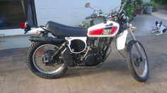 1976 XT500c Yamaha