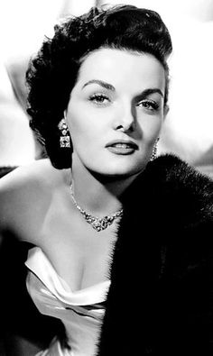 Jane Russell 1950's
