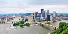 Pittsburgh Skyline | A Beginner's Pittsburgh Guide