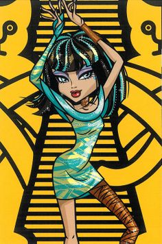 Monster High De Nile | cleo_monster_high_de_nile
