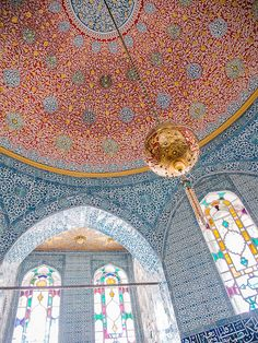 Baghdad Kiosk, Topkapi Palace, Istanbul, Turkey Turkish Architecture, Art And Architecture, Turkish Cafe, Turkish Tiles, Baghdad, Silk Road, Mosques, Ottoman Empire, Dark Ages