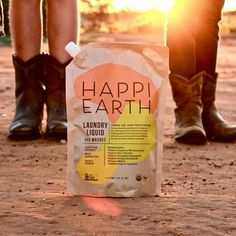 """Anyone who knows me knows that this ticks all my boxes. It's good for you and the environment and saves you money!"" Join Sarah in the Happi revolution today! Eucalyptus Essential Oil, Orange Essential Oil, Plastic Waste, Laundry Detergent, Ticks, Wildflowers, Trees To Plant, Whitening, Revolution"