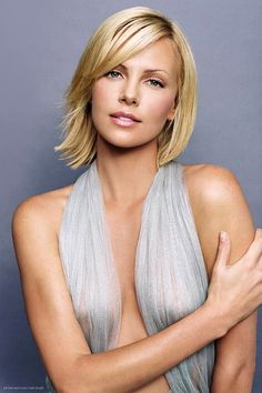 Charlize Theron  if you want to know more check of April  2 wsj paper  ●●●