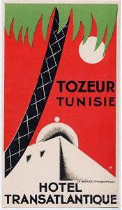 erik nitsche hotel transatlantique tunisia