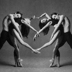 Greta Hodgkinson and Etienne Lavigne, The National Ballet of Canada - Photographer Karolina Kuras