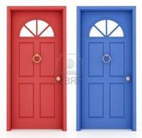 Les couleurs feng-shui de votre porte d'entrée pour attirer la chance