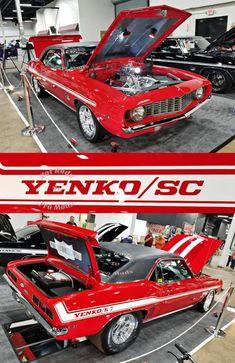 "Hot Rods To Pro Mods ""DoorWarz"" - classic cars Chevy Muscle Cars, Best Muscle Cars, American Muscle Cars, Fiat 600, Yenko Camaro, Chevrolet Camaro, 1968 Camaro, Chevy Classic, Classic Cars"