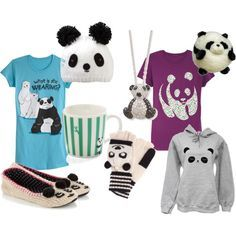 8ee5359057ba7 All I want for Christmas is Panda everything. Panda Love
