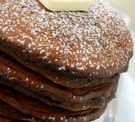 Chocolate Soy Pancakes (Atkins Diet Phase 1 Recipe) | Diet Plan 101