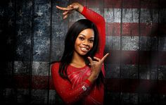 GABY DOUGLAS Gymnast Gaby Douglas poses for a portrait at the U. Olympic Committee Media Summit in Beverly Hills on March U. Olympic athletes gathered for a series of portraits at the 2016 Team USA Media in Beverly Hills. Gymnastics History, Gymnastics Posters, Artistic Gymnastics, Gaby Douglas, Us Olympics, Olympic Committee, Olympic Athletes, Team Usa, Olympians