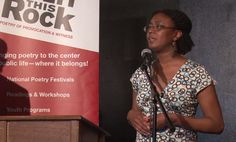 For Camisha Jones, the managing director of Washington, D.C.-based poetry organization Split This Rock, poetry helped give voice to the experience of living with chronic illness.