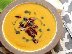 Quick and Easy Stovetop Butternut Squash Soup