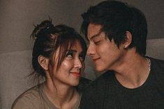 Kathryn Bernardo Photoshoot, Kathryn Bernardo Hairstyle, Cute Couples Goals, Couple Goals, Daniel Padilla, Filipino, Boy And Girl Best Friends, Cute Asian Babies, Daniel Johns