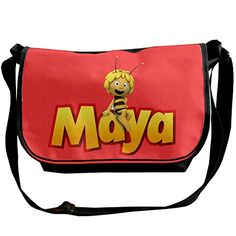 Memoy Cute Bee Men Women Shoulder Bag Eco-Friendly Travel Bag -- Check out the image by visiting the link.