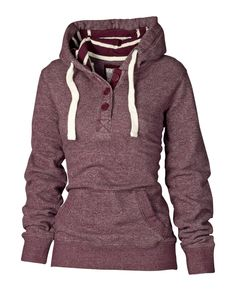 With the temperatures dropping, this snuggly hoody is looking more and more appealing!