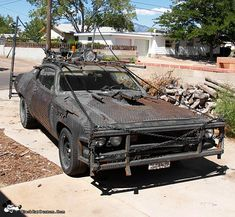 Road Rage :: Post-Apocalyptic survival Vehicle ::