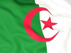 Flag background. Download flag icon of Algeria at PNG format