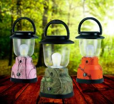 Jasco | Lanterns — Add a festive glow and also illuminate the path to the front door by hanging outdoor lanterns in trees or on your porch.