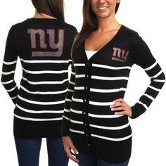 NYG Striped Sweater