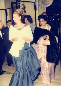 Princess Grace of Monaco in a dress   Balenciaga