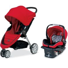 B-Agile Travel System by Britax at BabyEarth.com, $358.95
